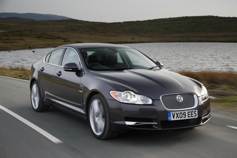 Jaguar XF wins Best Executive Diesel Award for a fourth time