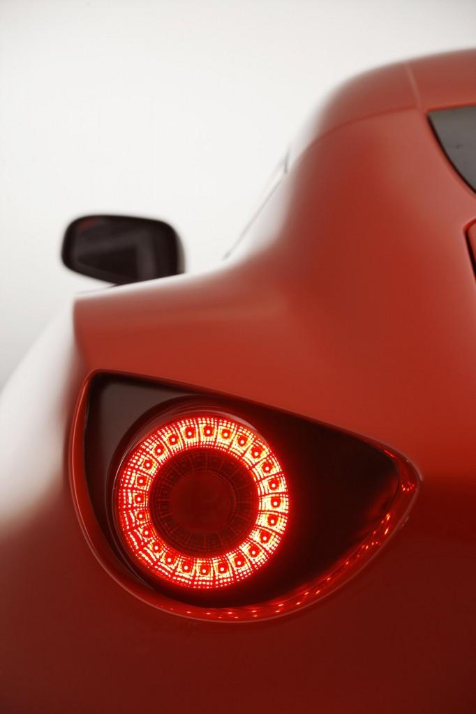New Aston Martin V12 Zagato concept to be premiered at the Villa D'Este Concours