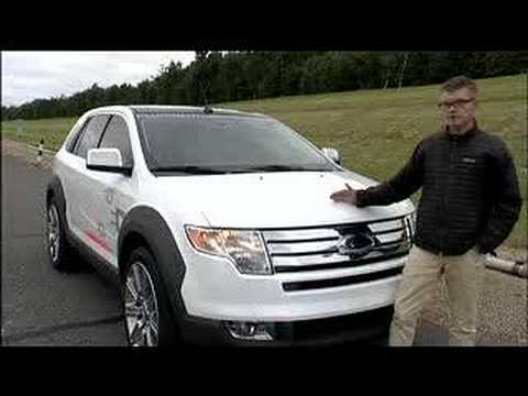 Ford Edge Hydrogen Fuel Cell