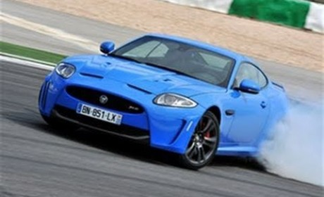 Jaguar XKR-S video review