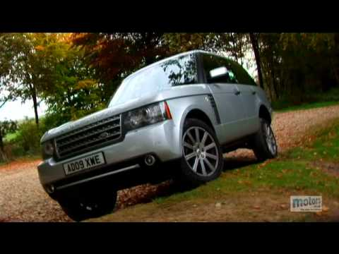 Range Rover Autobiography video review