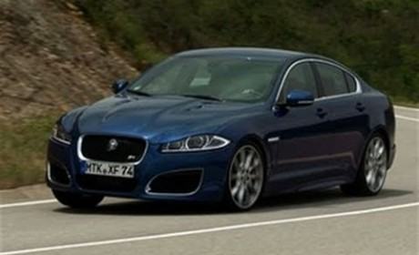 Jaguar XFR video review