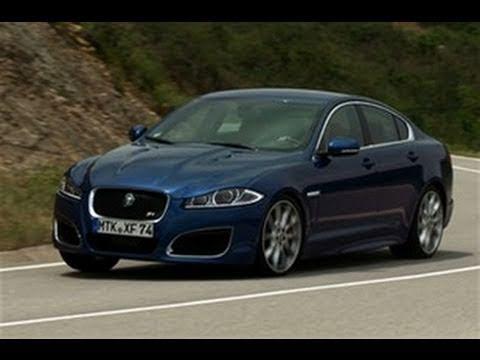 Jaguar XFR video review