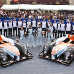 Aston Martin Racing Team ready for Le Mans