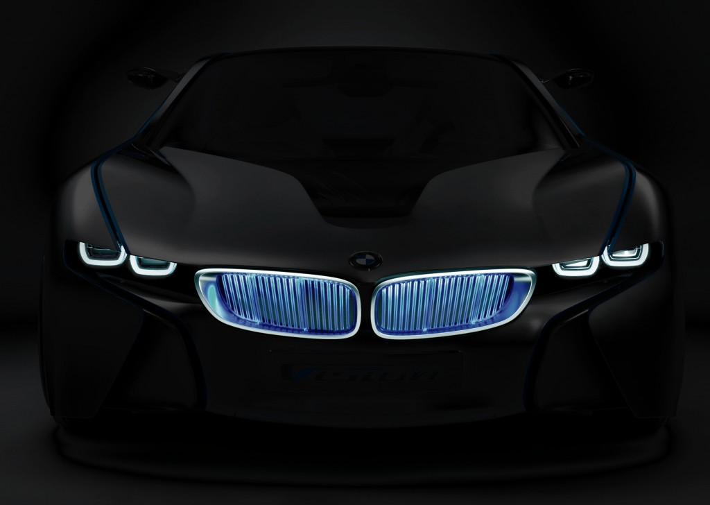 BMW Vision Efficient Dynamics concept stars in Mission Impossible Ghost Protocol