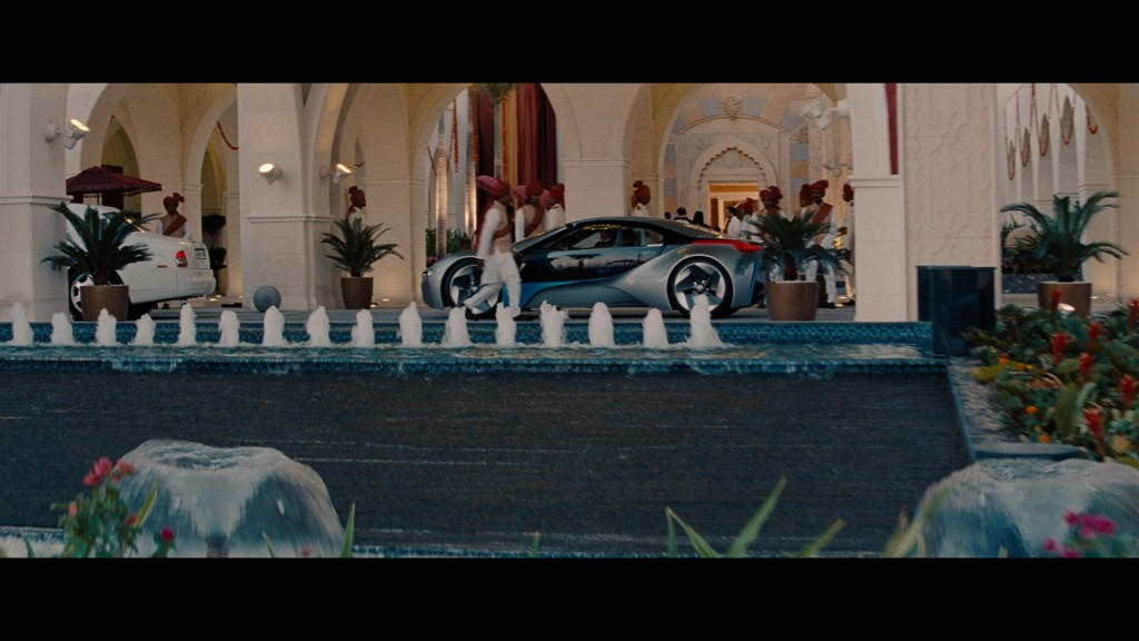 BMW car is back in Hollywood with Mission Impossible Ghost Protocol