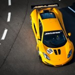 MP4-12C GT3 race car