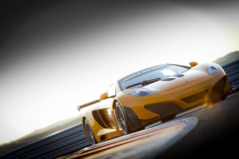 McLaren MP4-12C GT3 to debut up the hill at the 2011 Goodwood Festival of Speed