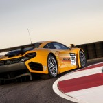 The McLaren MP4-12C GT3 is to debut up the hill at the 2011 Goodwood Festival of Speed