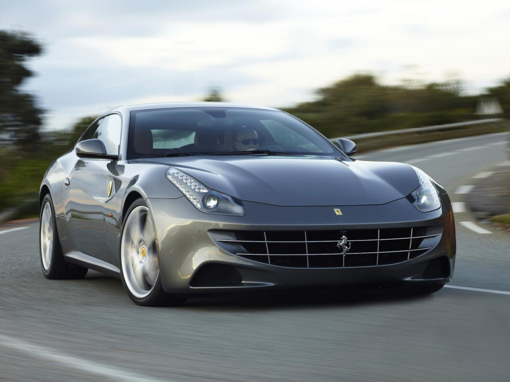 The new Ferrari FF will be at the Goodwood Festival of Speed