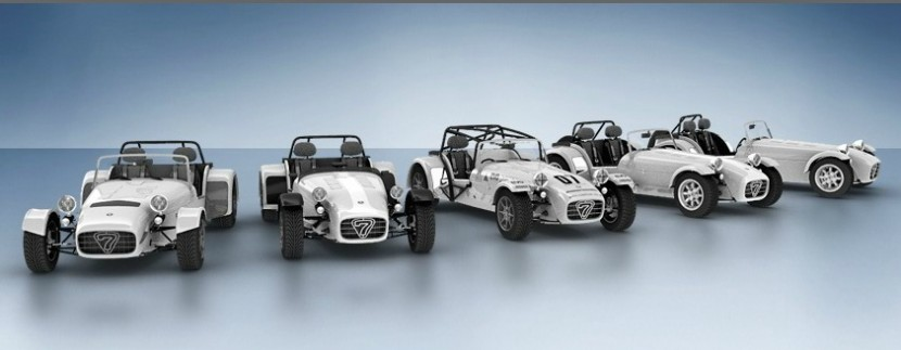 Caterham Cars heading east to China