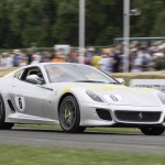 Chris Evans Ferrari 599 GTO