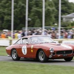 Ferrari 250 GT Lusso at the Goodwood Festival of Speed