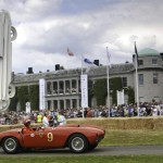 Ferrari 375 MM one of the Children in Need Magnificent Seven