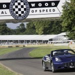 Ferrari California at Goodwood Festival of Speed