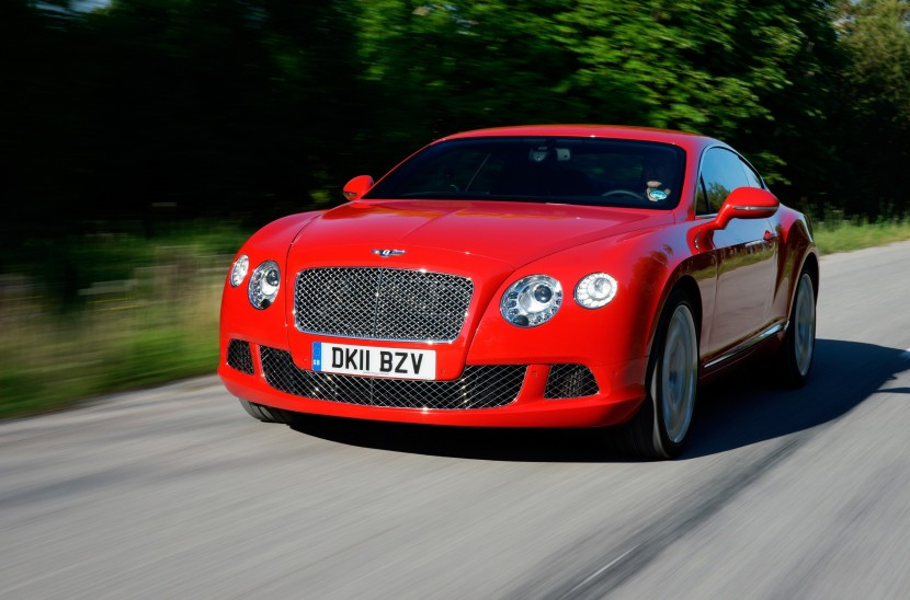 New models boost Bentley global sales although UK growth slow