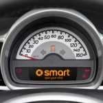 smart fortwo pearlgrey dashboard