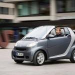 smart fortwo pearlgrey exterior