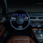 2012 Audi A7 dashboard