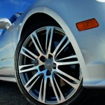 Audi A7 alloy wheel