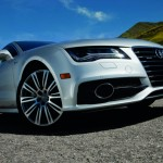 Award winning Audi A7