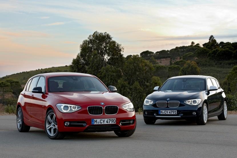 BMW 1 Series wins 5 stars in Euro NCAP crash test