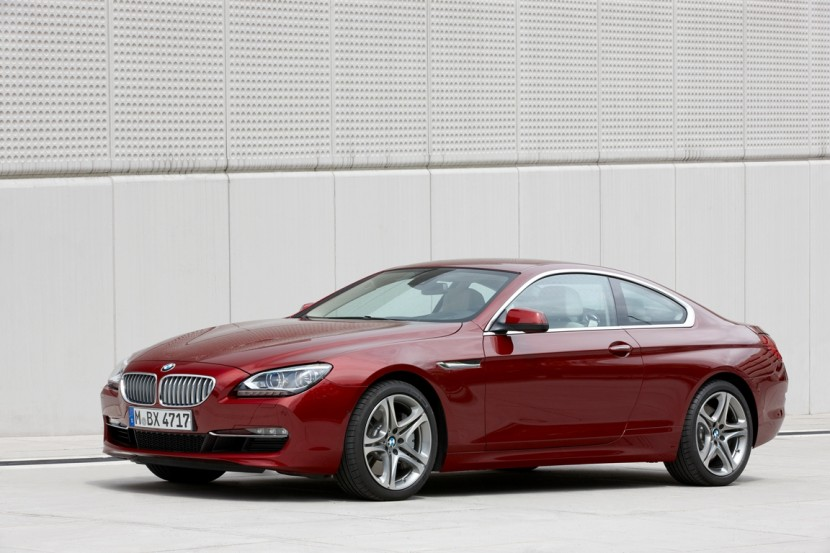 BMW 640d Sport Coupe
