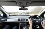Easy drive with the Jaguar XF diesel