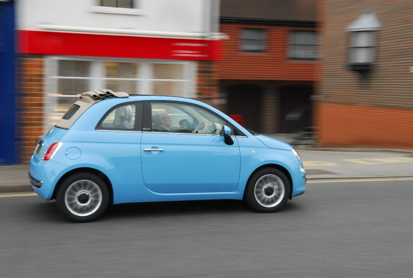 Fiat 500 TwinAir wins the Green Apple Gold Award for Green Vehicles