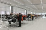 How clean and clear is the McLaren Production Centre