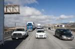 Jaguar XF diesel New York to Los Angeles