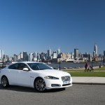 Jaguar XF diesel sets off on 7 day 2,800 mile USA trip