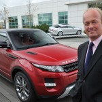 Jeremy Hicks joins Jaguar Land Rover