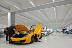 More MP4-12C sports cars - waiting lists are growing
