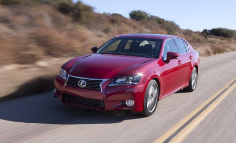 New Lexus GS 250