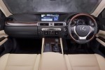 New Lexus GS 250 Interior