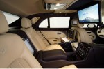 New connectivity available in Bentley Mulsanne
