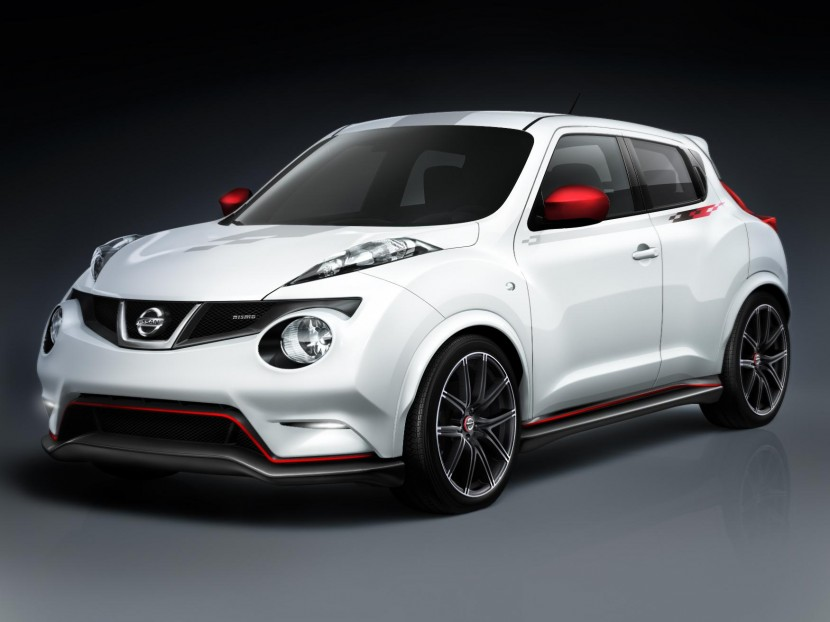 Nissan reveal Juke Nismo concept