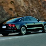 On the road in award winning 2012 Audi A7