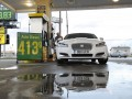 Only four stops for Jaguar XF diesel