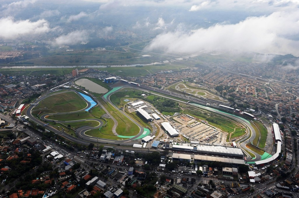 RenaultSport preview the Brazilian F1 Grand Prix at Interlagos