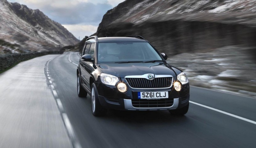 Skoda Yeti wins Big Apple award