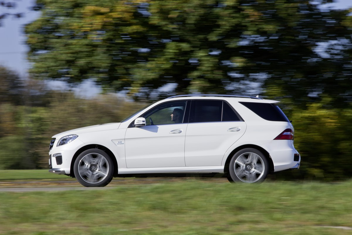 The new mercedes benz ml 63 amg for New mercedes benz ml