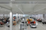 The very organised MP4-12C McLaren Production Centre