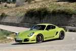 CAR magazine chooses Cayman R as 'Best Sports Car'