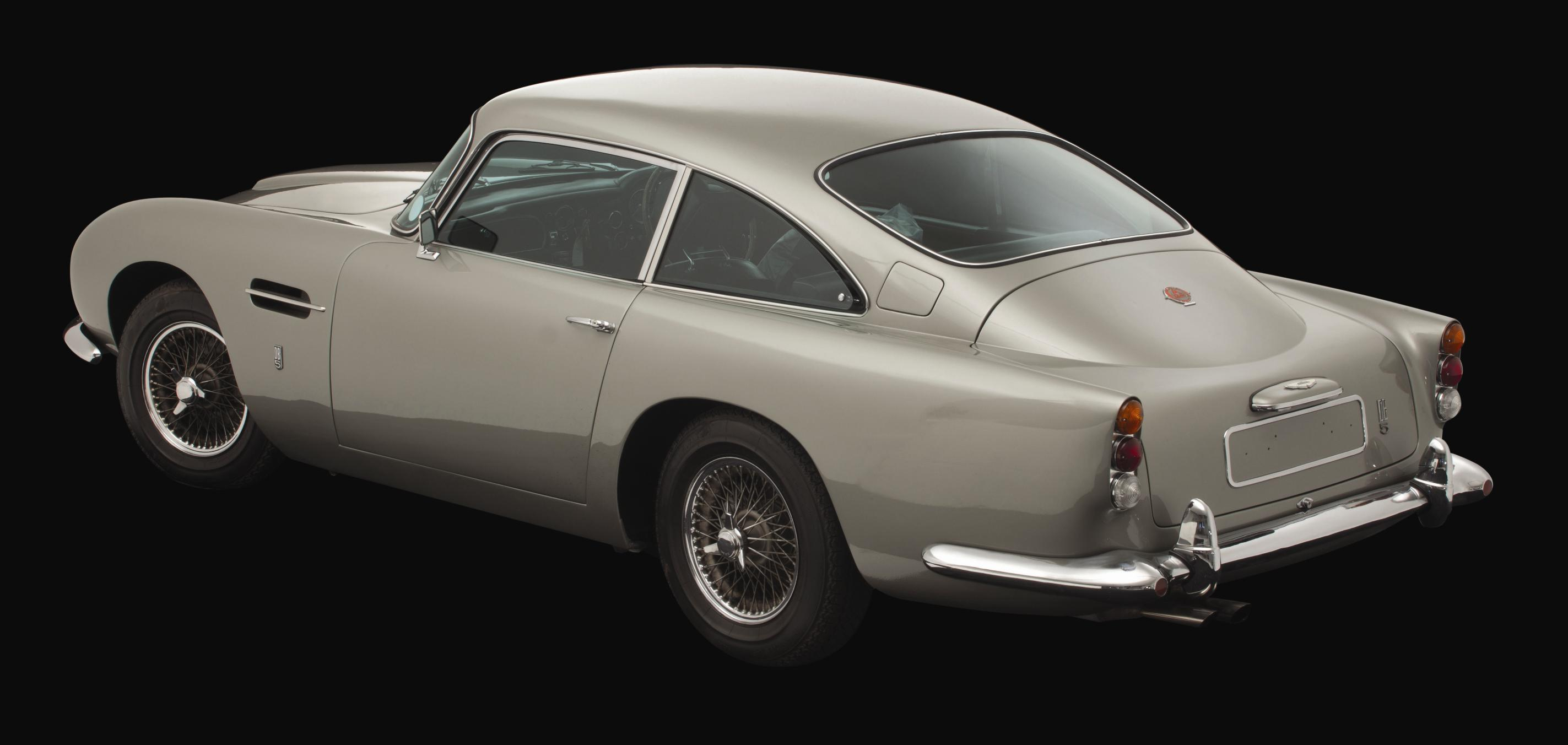 George Harrison S Aston Martin Db5 Sells For 163 350k