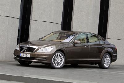 'Winners in Green' Mercedes-Benz S-Class and M-Class are the most environment-friendly