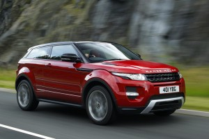 New Range Rover Evoque TopGear SUV of the Year