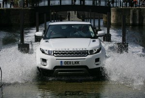 Range Rover Evoque TopGear Car of the Year