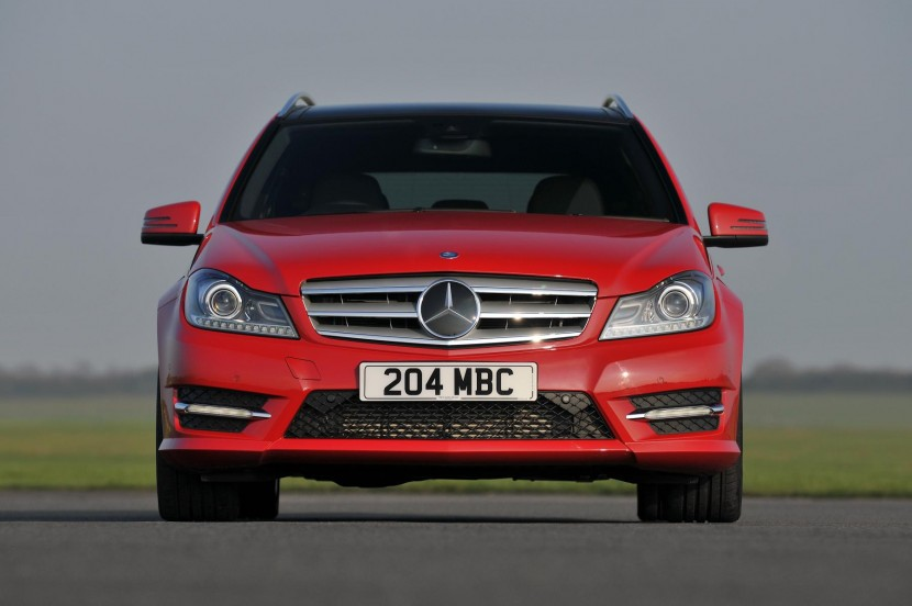 Record November for Mercedes-Benz